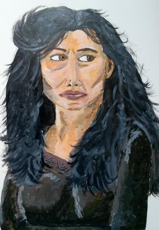 Portrait of Ashlyn Hearn